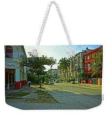 Havana-23 Weekender Tote Bag
