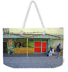Havana-25 Weekender Tote Bag