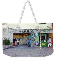 Havana-26 Weekender Tote Bag