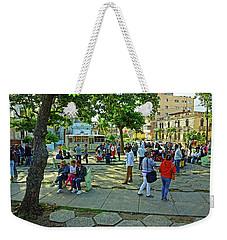 Havana-27 Weekender Tote Bag