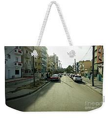 Havana-3 Weekender Tote Bag