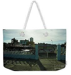 Havana-5 Weekender Tote Bag