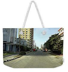 Havana-9 Weekender Tote Bag