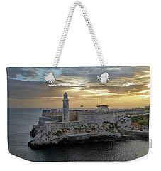 Havana Castillo 2 Weekender Tote Bag
