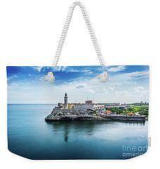 Havana Harbor  Weekender Tote Bag