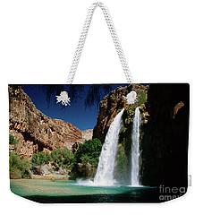 Havasu Falls Classic View Weekender Tote Bag
