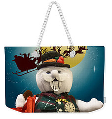 Have A Holly Jolly Christmas Weekender Tote Bag