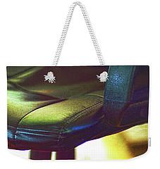 Have A Seat Weekender Tote Bag by Aliceann Carlton