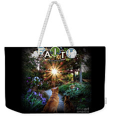 Have Faith Weekender Tote Bag