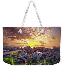 Weekender Tote Bag featuring the photograph Have Faith by Phil Koch
