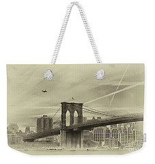 Have I Got A Bridge For You Weekender Tote Bag