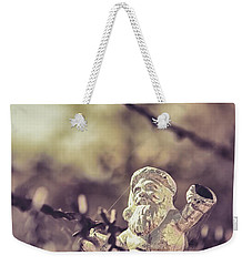Have Yourself A Merry Christmas Weekender Tote Bag by Caitlyn Grasso