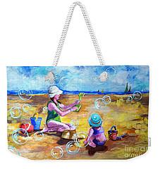 Childhood  #2 Weekender Tote Bag