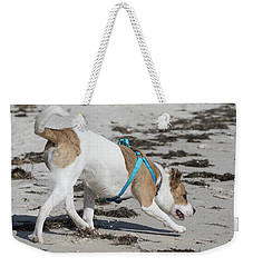 Having Fun Weekender Tote Bag