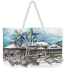 Hawaii  Weekender Tote Bag by Andrew Drozdowicz