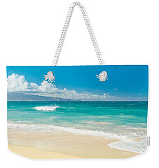 Weekender Tote Bag featuring the photograph Hawaii Beach Treasures by Sharon Mau