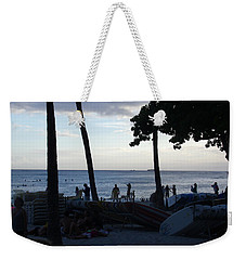 Hawaiian Afternoon Weekender Tote Bag