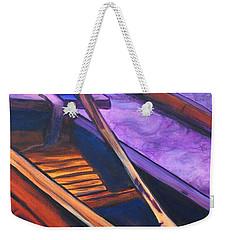 Hawaiian Canoe Weekender Tote Bag