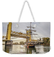 Hawaiian Chieftain   Weekender Tote Bag