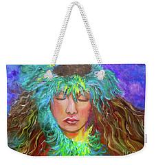 Hawaiian Hula 111 Weekender Tote Bag