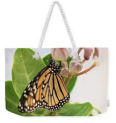 Hawaiian Monarch Weekender Tote Bag by Heather Applegate