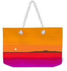 Hawaiian Sea  Weekender Tote Bag