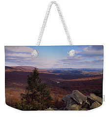 Hawk Mountain Sanctuary Weekender Tote Bag