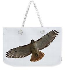 Hawk Overhead Weekender Tote Bag