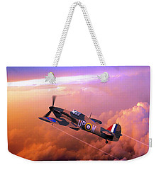 Hawker Hurricane British Fighter Weekender Tote Bag
