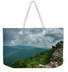 Hawksbill Mountain II Weekender Tote Bag