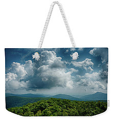 Hawksbill Mountain View IIi Weekender Tote Bag