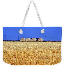 Hay Hay Weekender Tote Bag