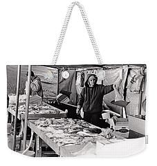 Hay Market  Weekender Tote Bag