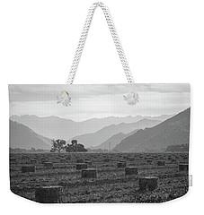 Hay Weekender Tote Bag