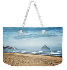 Haystack Rock Pacific City Weekender Tote Bag