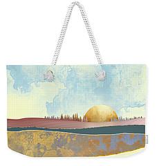 Hazy Afternoon Weekender Tote Bag by Katherine Smit
