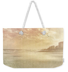 Hazy Day At The Beach Weekender Tote Bag