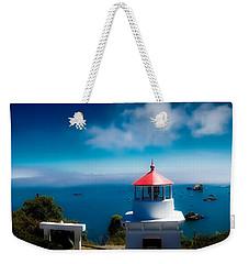 Hazy Trinidad Weekender Tote Bag