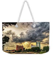 Hdr Ict Thunder Weekender Tote Bag