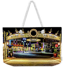 Hdr Of Point Ruston Come Again Soon Archway Weekender Tote Bag by Rob Green