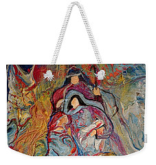 He Dwelt Among Us Weekender Tote Bag