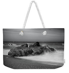 He Enters The Sea Weekender Tote Bag by Laurie Search
