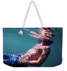 He Weekender Tote Bag