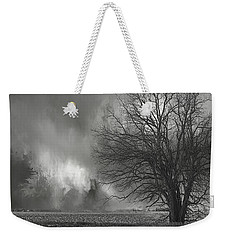 He Has Left His Castle Weekender Tote Bag