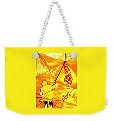 He Saved Our Grand Old Flag Weekender Tote Bag