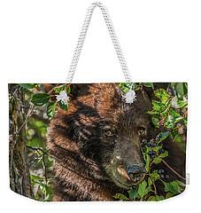 He Was Hiding In A Tree Weekender Tote Bag