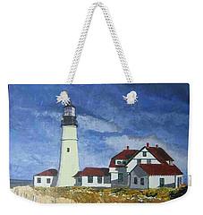 Head Lighthouse  Weekender Tote Bag