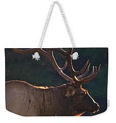 Head Of The Herd Weekender Tote Bag