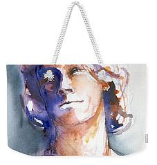 Head Study 1 Weekender Tote Bag