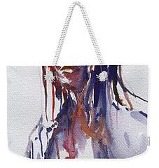 Head Study 3 Weekender Tote Bag